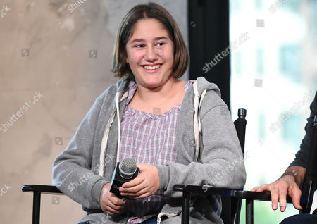 """Actress Imogene Wolodarsky participates in AOL's BUILD Speaker Series to discuss the new film, """"Infinitely Polar Bear,"""" at AOL Studios, in New York"""