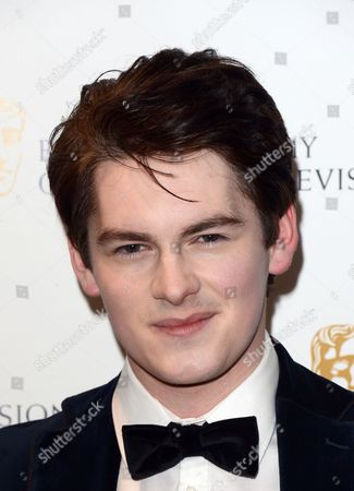 Stock Photo of Brad Kavanagh seen arriving at the British Academy Children's Awards at the Hilton Park Lane, in London