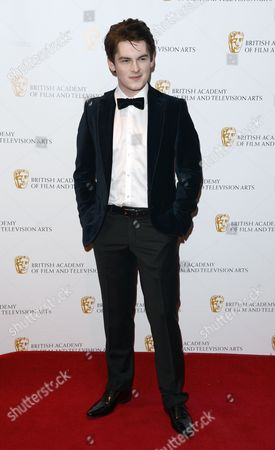 Brad Kavanagh seen arriving at the British Academy Children's Awards at the Hilton Park Lane, in London
