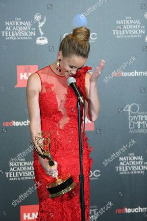 Editorial photo of Daytime Emmy Awards - Sponsor Coverage, Beverly Hills, USA