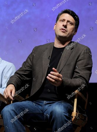"Executive producer Brett Baer participates in FOX's ""New Girl"" screening and Q&A at the Academy of Television Arts & Sciences' Leonard H. Goldenson Theater on in North Hollywood, California"
