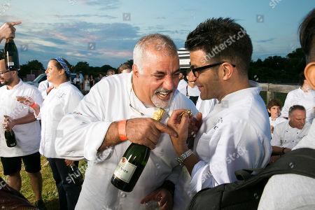 Editorial image of James Beard Foundation's Chefs & Champagne, Sagaponack, USA