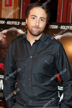 """Bert Marcus attends a special screening of """"Champs"""" at the Village East Cinema, in New York"""
