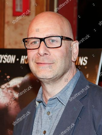 """Lou DiBella attends a special screening of """"Champs"""" at the Village East Cinema, in New York"""