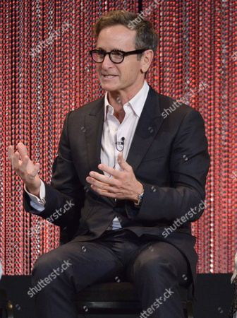 "Dante Di Loreto speaks at a panel at PALEYFEST 2014 - ""American Horror Story: Coven"" at the Kodak Theatre, in Los Angeles"