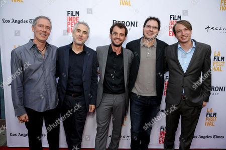 """Editorial photo of STX Entertainment's Premiere of """"Desierto"""" at 2016 LA Film Festival, Culver City, USA"""