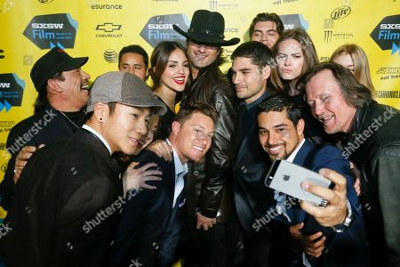 Editorial picture of SXSW 2014- From Dusk Till Dawn The Series, Austin, USA