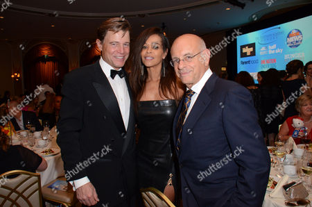 "Brett Stimely, Kimmarie Johnson and Dan Paulson attend the VIP reception at the Academy of Television Arts & Sciences Presents ""The 6th Annual Television Honors"" at the Beverly Hills Hotel on in Beverly Hills, Calif"