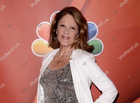 Actress Linda Lavin at the NBC 2013 summer press tour in Beverly Hills, Calif. Lavin will star in a Nicky Silver play, being directed by Mark Brokaw and at the Vineyard Theatre in New York. The off-Broadway theater said Tuesday, Dec. 10, that Tony Award-winning Lavin will star in Silver new play Too Much Sun, which begins previews May 1 with an official opening set for May 20. The play is about a celebrated actress who unravels while preparing for a new production of Medea.â