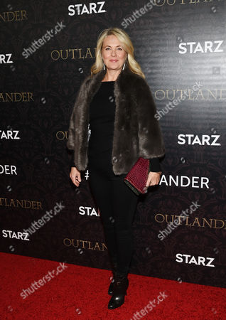 """Cornelia Guest attends the """"Outlander"""" Book Two World Premiere and After Party at the American Museum of Natural History, in New York"""
