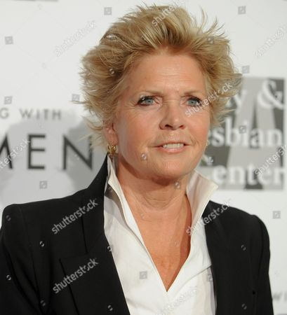 """Meredith Baxter arrives at the 2013 """"An Evening With Women"""" event at the Beverly Hilton Hotel on in Los Angeles"""