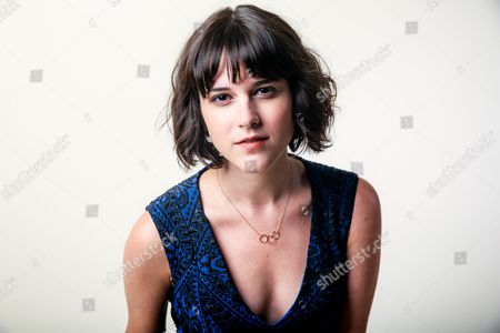 """Alexandra Socha, a cast member in the Amazon series """"Red Oaks,"""" poses for a portrait during the 2016 Television Critics Association Summer Press Tour at the Beverly Hilton, in Beverly Hills, Calif"""