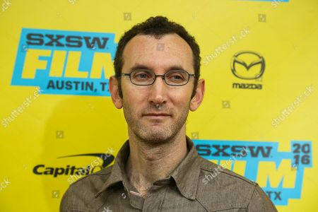 """Director Jesse Moss is seen at the world premiere of his new documentary """"The Bandit"""" at the Paramount Theatre during the South by Southwest Film Festival, in Austin, Texas"""