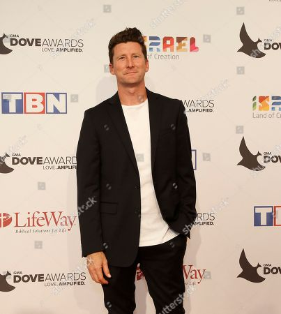Editorial picture of 47th Annual GMA Dove Awards - Arrivals, Nashville, USA