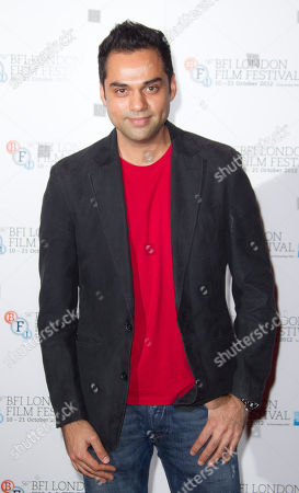 Actor Abhay Deol is seen at a photocall for Prakash Jha's 'Chakravyah' during the London Film Festival at The Empire cinema, Leicester Square on in London, UK