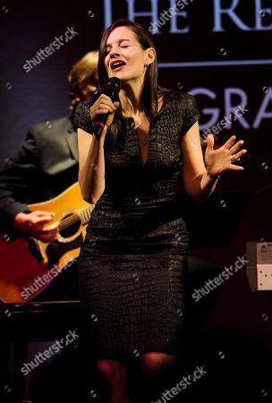 Kara DioGuardi performs at the Grammy's on the Hill Awards at The Hamilton on in Washington