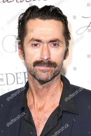 Kirk Fox arrives at the Grand Opening Of Le Jardin, in Los Angeles