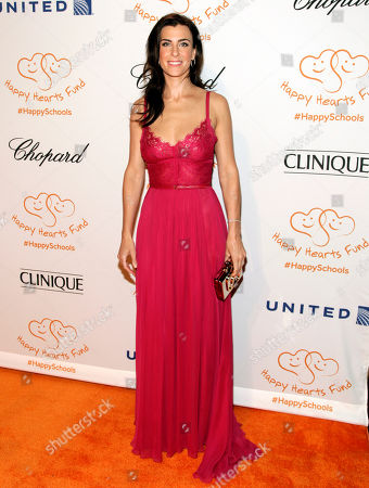 Producer Lilly Hartley attends the Happy Hearts Fund Gala, in New York