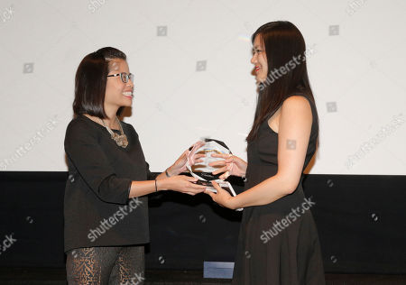 Editorial photo of IvyConnect's Innovator Film Awards, Los Angeles, USA