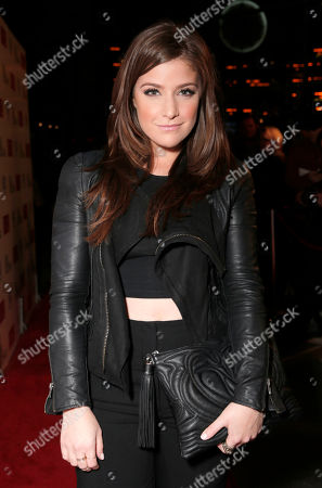 """Mimi Gianopulos arrives at the premiere of """"White Bird in a Blizzard"""" at the ArcLight Hollywood, in Los Angeles"""