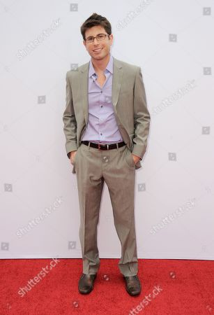"Stock Picture of Jordan Wall arrives at the LA premiere of ""Red 2"" at the Westwood Village, in Los Angeles"
