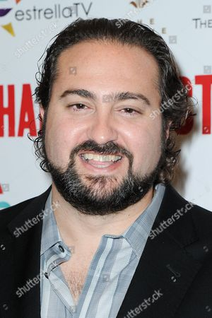 """Jonathan Jakubowicz attends the LA Special Screening of """"Hands of Stone"""" on Monday, Aug.15, 2016, in Los Angeles"""
