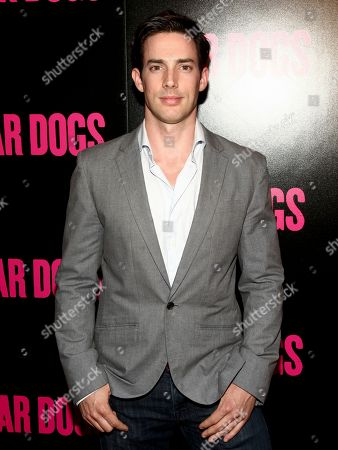 """Scott J. Campbell attends a special screening of """"War Dogs"""" at Metrograph, in New York"""