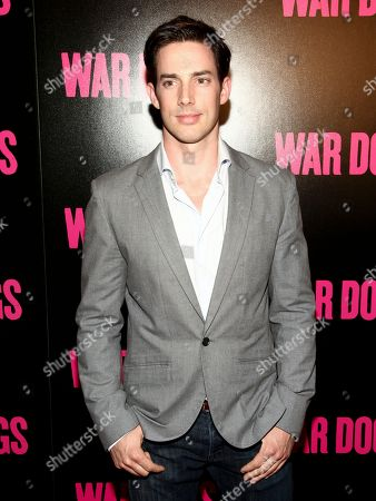 """Editorial photo of NY Special Screening of """"War Dogs"""", New York, USA"""