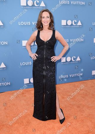 Lilly Tartikoff Karatz attends the annual Museum of Contemporary Art Gala in Los Angeles on