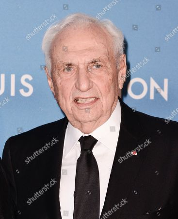 MOCA director Philippe Vergne attends the annual Museum of Contemporary Art Gala in Los Angeles on