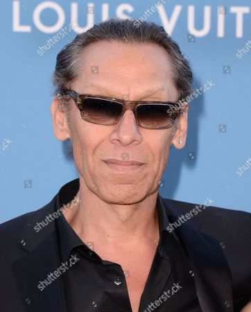 Alex Van Halen attends the annual Museum of Contemporary Art Gala in Los Angeles on