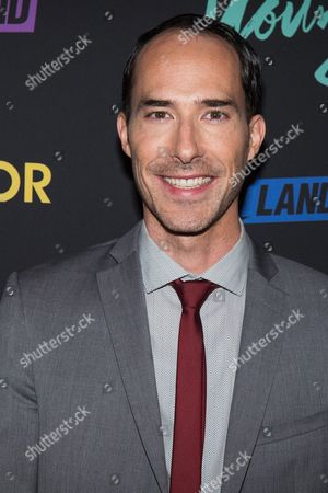 """Mike Kosinski attends the season premiere party for TV Land's """"Younger"""" and """"Impaster"""" television shows at Vandal, in New York"""
