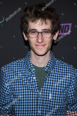 """Noah Robbins attends the season premiere party for TV Land's """"Younger"""" and """"Impaster"""" television shows at Vandal, in New York"""