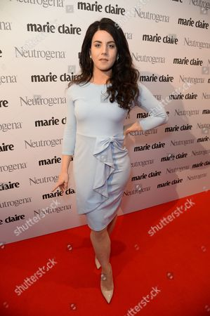 Editorial picture of The Marie Claire Future Shapers Awards in partnership with Neutrogena, London, UK - 26 Sep 2017