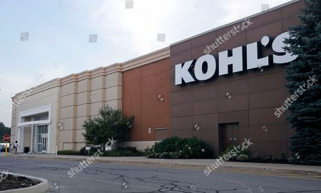 Editorial picture of Kohls CEO, Salem, USA - 22 Aug 2017