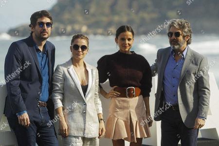 Editorial photo of 'La Cordillera' photocall, 65th San Sebastian Film Festival, Spain - 26 Sep 2017