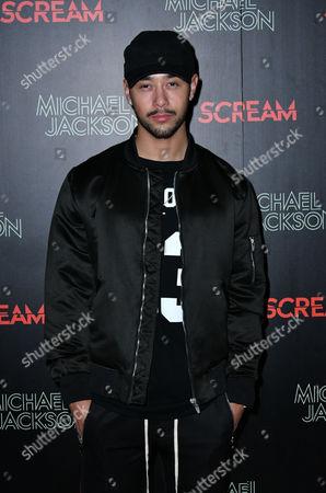 Editorial photo of Michael Jackson 'Scream' album launch, London, UK - 26 Sep 2017