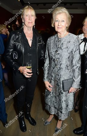 Editorial picture of 'The Art of Sir Oswald Birley' private view at Philip Mould & Company, London, UK - 25 Sep 2017