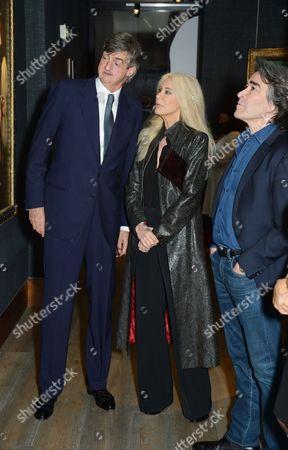 Robin Birley, Clarissa Nadler and Robert Nadler
