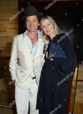 Daniel de la Falaise and India Jane Birley