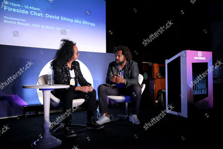 David Shing (Digital Prophet, Oath), B. Bonin Bough (Marketing Mogul & Host Cleveland Hustles)