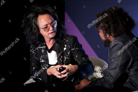 Stock Image of David Shing (Digital Prophet, Oath), B. Bonin Bough (Marketing Mogul & Host Cleveland Hustles)