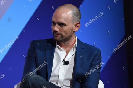 Editorial image of Fearlessly Funny: Scripted Comedy and The Arms Race for Audience Attention, Advertising Week New York 2017, PlayStation East Stage, PlayStation Theater, New York, USA - 28 Sep 2017