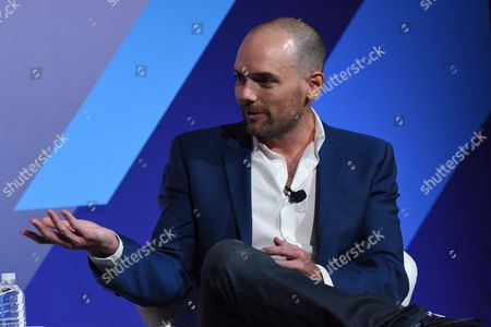 Stock Picture of Joe Marchese (President of Advertising Revenue, Fox Networks Group)