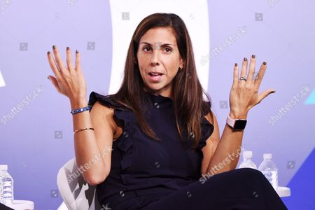 Stock Picture of Melanie Whelan (CEO, SoulCycle)