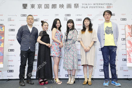 Editorial photo of 30th Tokyo International Film Festival photocall, Tokyo, Japan - 26 Sep 2017