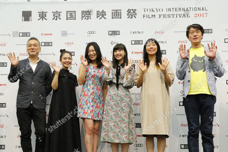 Editorial picture of 30th Tokyo International Film Festival photocall, Tokyo, Japan - 26 Sep 2017