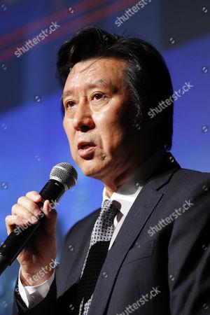 Stock Image of Takeo Hisamatsu