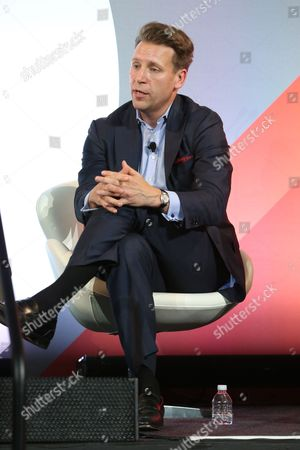 Christopher Vollmer (Global Entertainment and Media Advisory Leader, PwC)