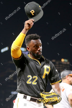 Editorial photo of Orioles Pirates Baseball, Pittsburgh, USA - 26 Sep 2017